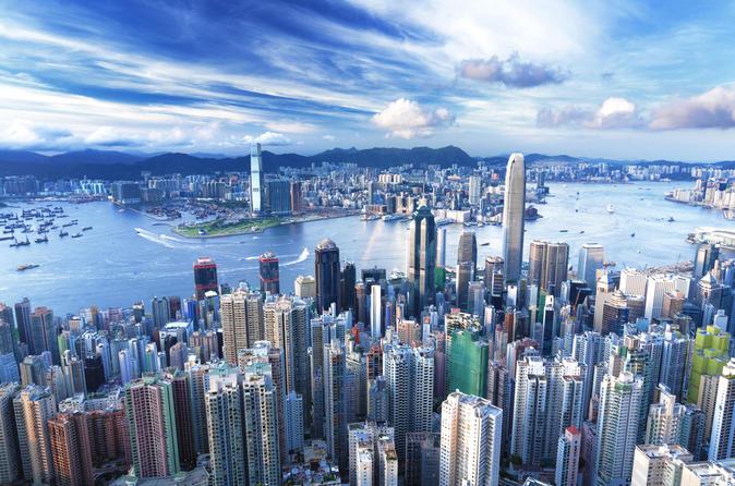 Work in Hong Kong